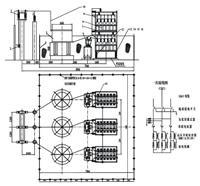 35kv20040kvar片架式补偿装置 LY-TBB