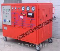 SF6气体冲放及回收装置 LYGS4000