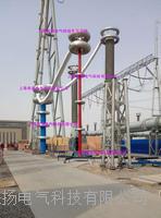 调频式串联谐振耐压试验变压器