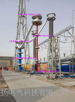 串联谐振耐压高压装置 LYYD2000