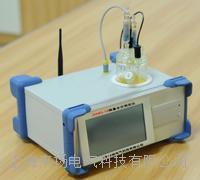 聯網型微量水分測定儀 ZHWS-10