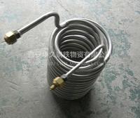 不锈钢盘管用于啤酒机冷却管/西安不锈钢盘管用于啤酒机冷却管