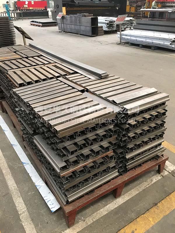 西安厂家直销不锈钢厨房盖板 不锈钢雨水篦子 不锈钢水沟盖板 304盖板