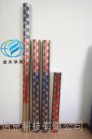金水华禹304不锈钢圆柱水尺2米长水尺桩 不锈钢圆柱水尺