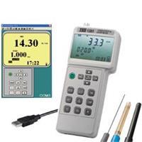 TES-1381 电导计、酸碱度计、氧化还原电位计 TES-1381