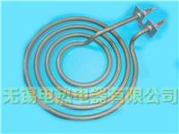 蚊香型加热管、电热管、电加热管、无锡电热管 圆形电热管