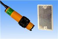 HG-M18-M2AC镜面反射式感应距离2m交流二线式常闭型光电开关 HG-M18-M2AC