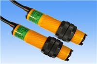 HG-M18-T(0-20)NO对射式直流NPN输出常开型光电开关传感器 HG-M18-T(0-20)NO对射式