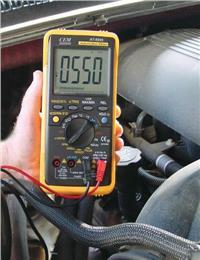 AT-9995系列 专业汽车数字万用表 AT-9995/9995E