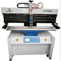 Semi-Auto Screen printing machine