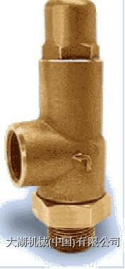 Bailey Safety Relief Valve 1640B