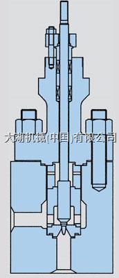 KOSO 500A頂部導向型單座角閥 520A頂部導向型單座角閥 KOSO 500A 520A Valve