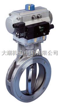 KOSO 710C同心高性能蝶阀 710E/720E偏心高性能 蝶阀