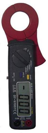 直流/交流 600A 数字钳型万用表 DT-9700