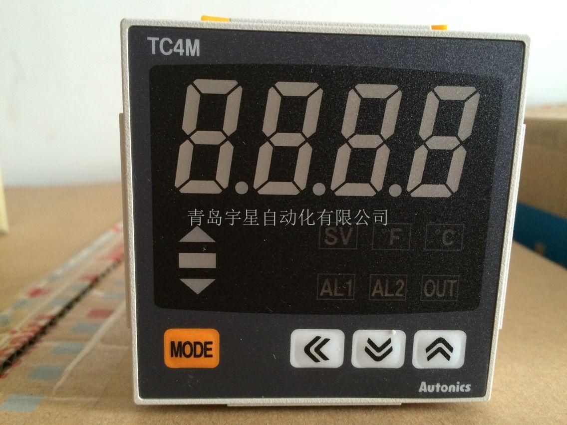 奥托尼克斯autonics温控仪tc4m-14r韩国温度控制器 tc
