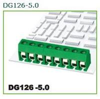 最便宜深圳厂家现货126端子线保护式接线端子 126系列