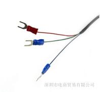 冈崎OKAZAKI,WZP-035 ,PT100二线制金属屏蔽线温度探头, 质量保证,日本原装进口,DSWF0422