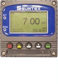 SUNTEX在線pH/ORP變送器PC-3110,SUNTEX工業PH/ORP計PC-3110 PC-3110