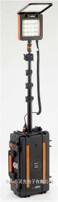 灵光XC3811-16WS便携式移动照明灯系统 LED灯 工程灯 升降灯 应急灯 XC3811-16WS