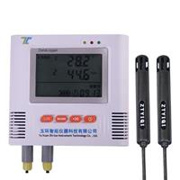 两路溫濕度記錄儀 i500-E2TH