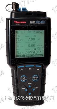 ORION 520M-01A Star A系列pH/ISE离子/电导率/溶解氧便携式多参数测量仪 520M-01A