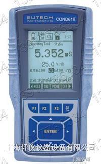 Eutech优特COND610多参数防水型测试仪 ECCON61043K