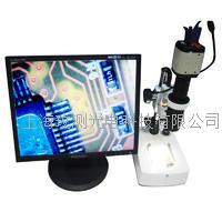 單筒視頻電子數碼顯微鏡   XDC-10C+VGA相機+液晶顯示器