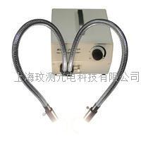 21V150W卤素灯冷光源 双支硬管光纤冷光源 WC-150