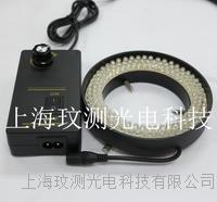 大內徑81MM顯微鏡高亮LED環形光源 WC-81L