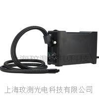 21V150W卤素灯双支软管分叉光纤冷光源 WC-1150