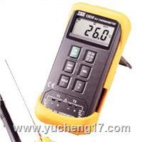 智能型温度表(温度计)(K.J型)TES-1306