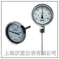 轴向型双金属温度计 WSS-301、401、501型