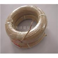 玻璃纤维编高温屏蔽补偿导线