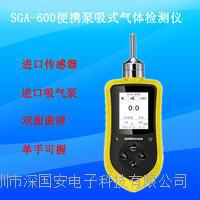 便携式氨气检测仪/泵吸手持式氨气泄漏探测器