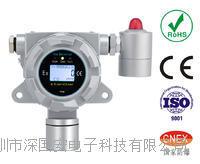 上海化工巨头安装利来w66app首页在线式TDI检测仪现场