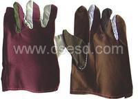 多彩なキャンバスの手袋 CS6686500