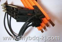 无接缝安全滑线/起重机无接缝安全滑线集电器
