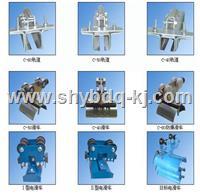 GHC-Ⅱ10#工字钢电缆滑车/电缆传导滑车