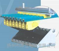 柔性组合式滑触线集电器