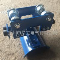 10号工字钢电缆滑车 GHC-III
