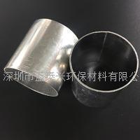 金属散堆填料不锈钢拉西环填料催化剂支撑填料圆环填料塔用料 HF-LXH
