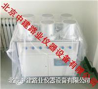 商品混凝土搅拌站试验仪器—混凝土抗渗仪 HP-4.0型