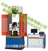 微机电液伺服万能试验机 WAWD-100B型