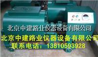 强制式单卧轴混凝土搅拌机 HJW-30型
