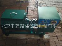 强制式单卧轴混凝土搅拌机价格 HJW-30型