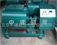 强制式单卧轴混凝土搅拌机 SJD-60型