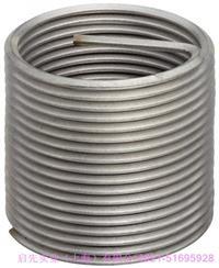 英制鋼絲螺套規格 進口英制鋼絲螺套規格參數表