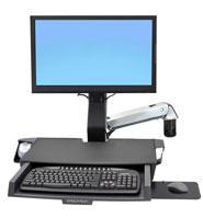 部件号 45-260-026  StyleView® 带有工作台面的坐站两用型支臂