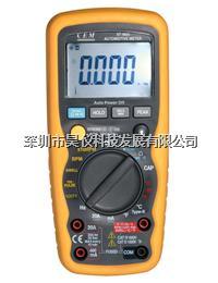 AT-9955 专业汽车数字万用表AT-9955 华盛昌CEM数字万用表