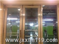 不銹鋼玻璃防火門 BLFM-03